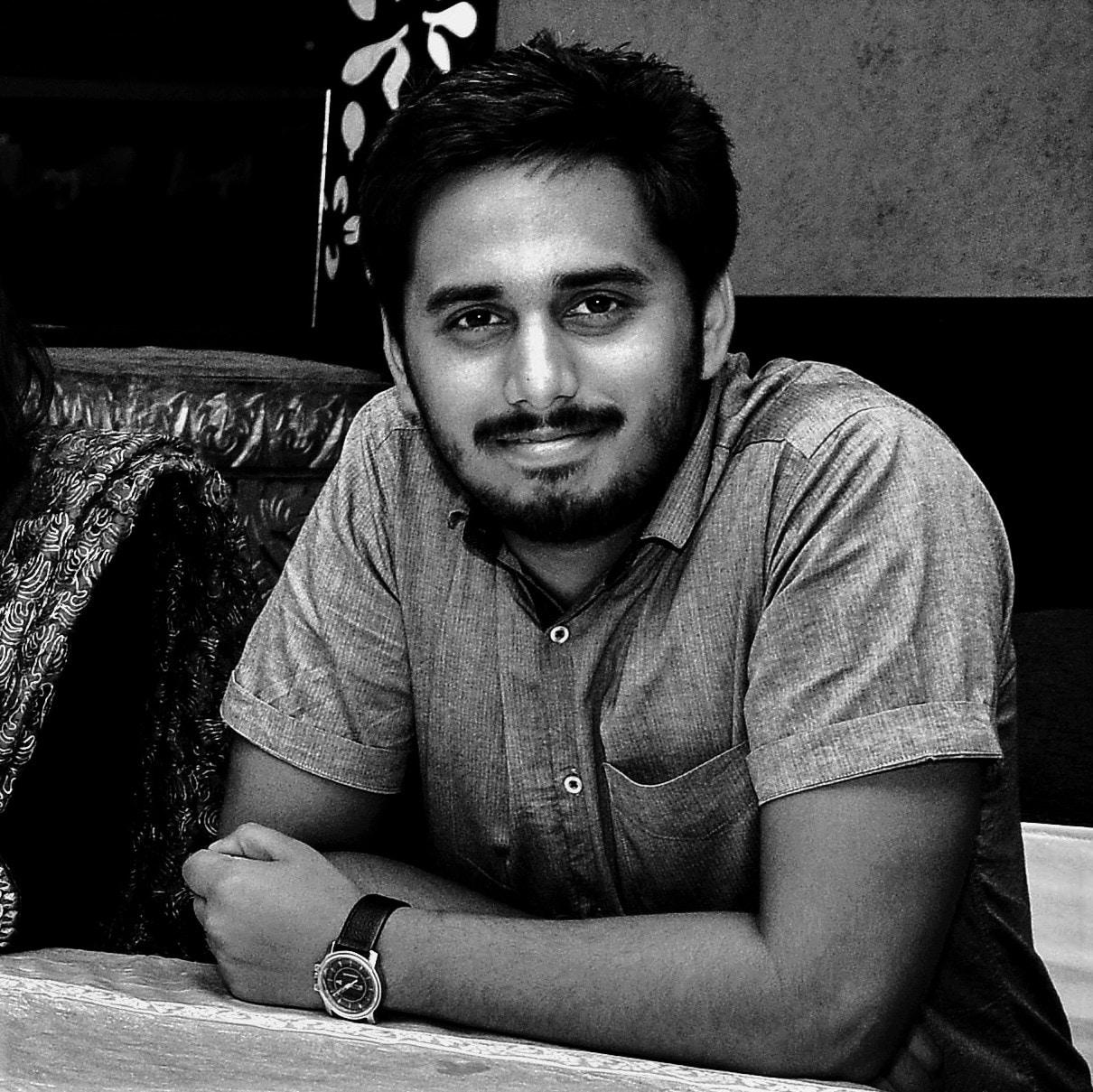 Go to Saksham Khurana's profile
