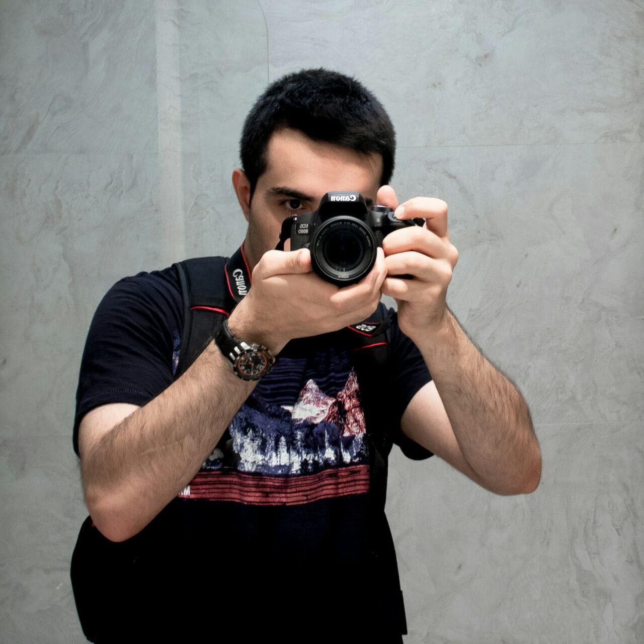 Go to Behnam Norouzi's profile
