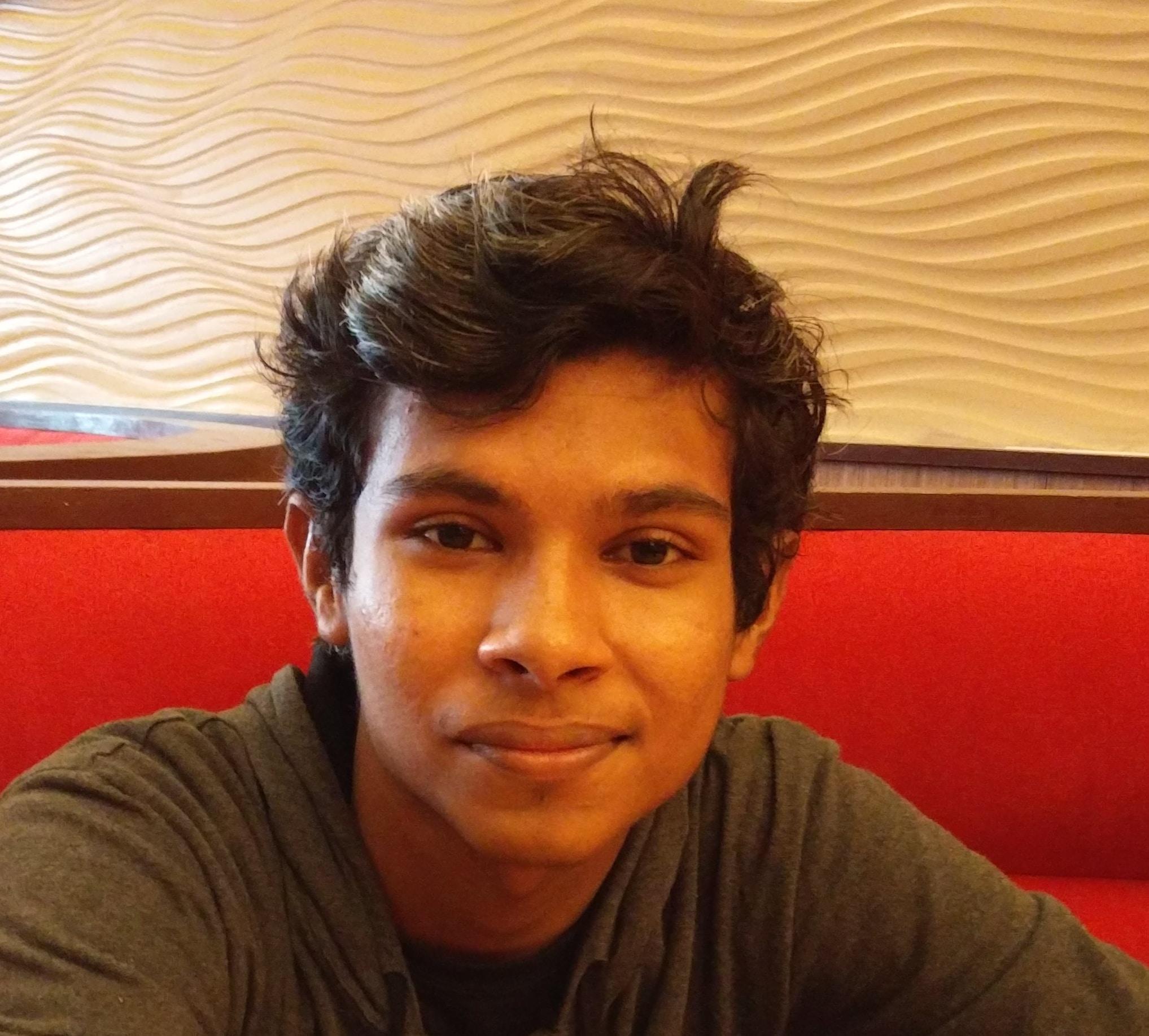 Go to Vinayak Varma's profile