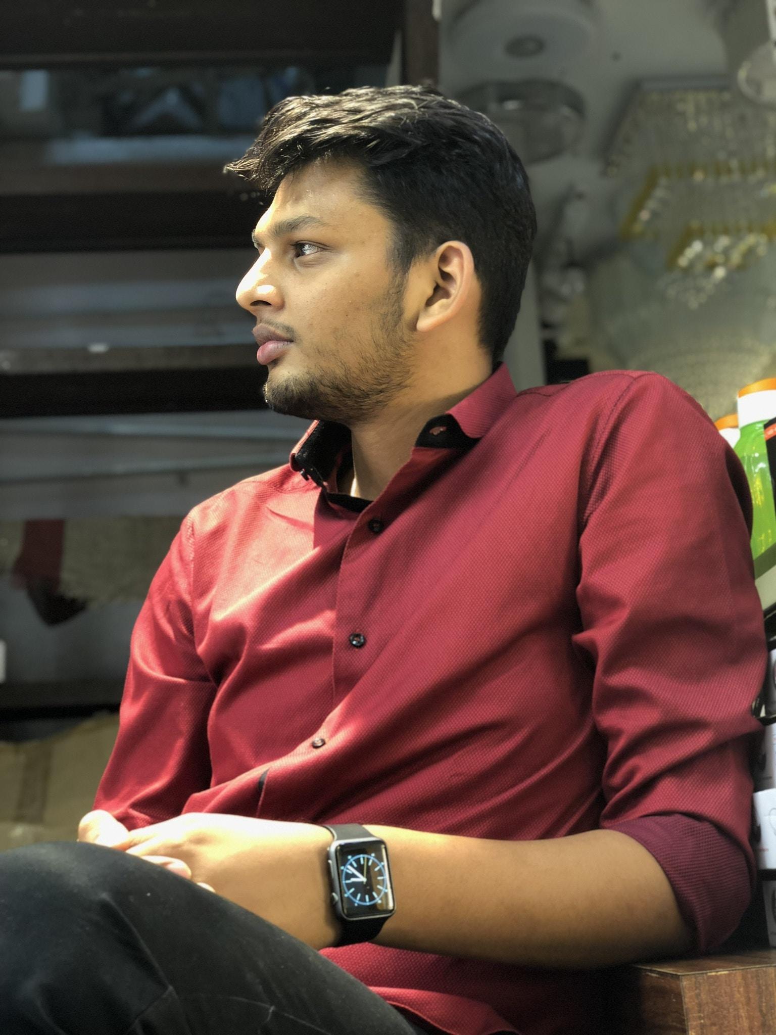 Go to Maulik Shah's profile