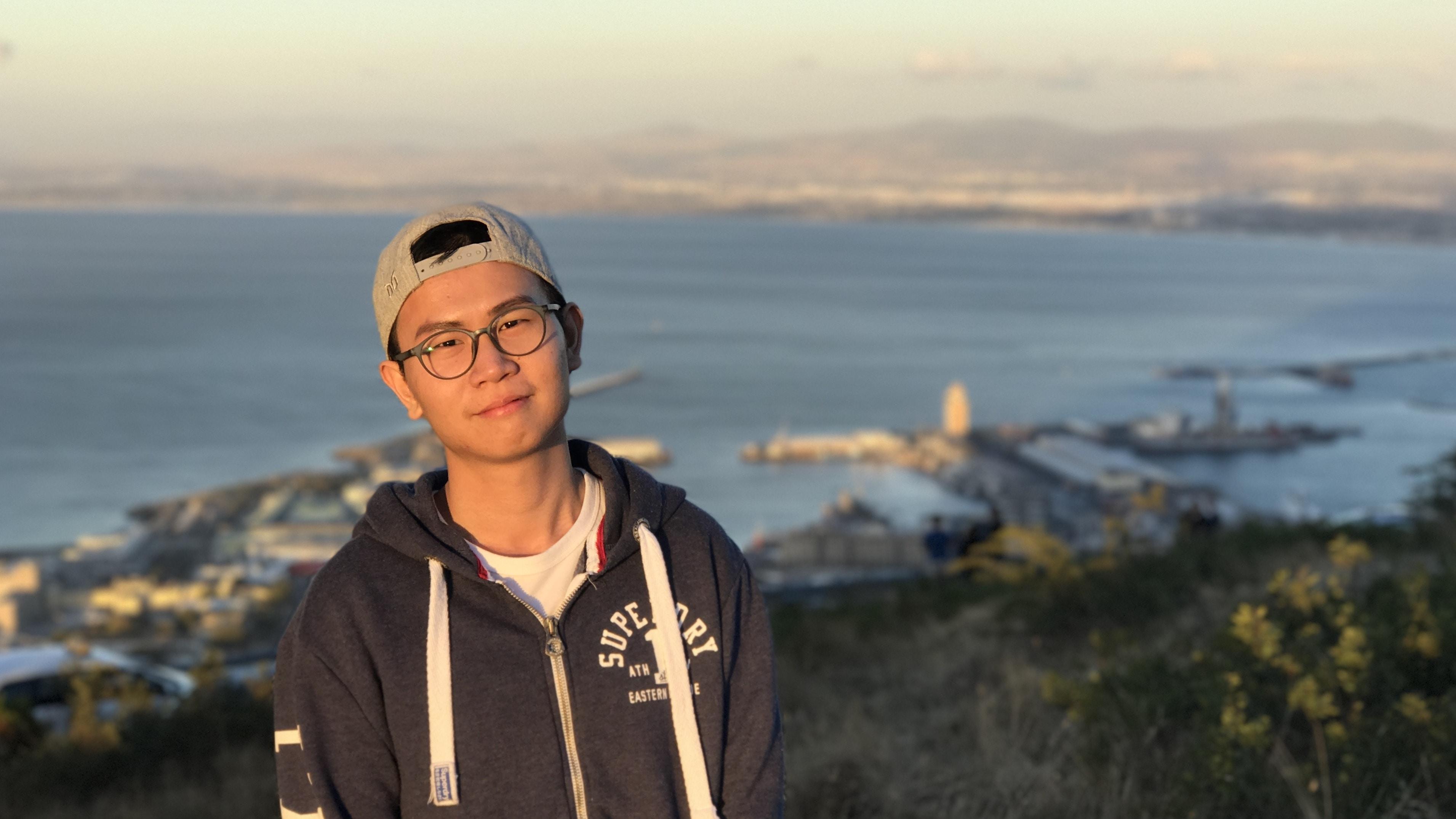 Go to KK Zhang's profile