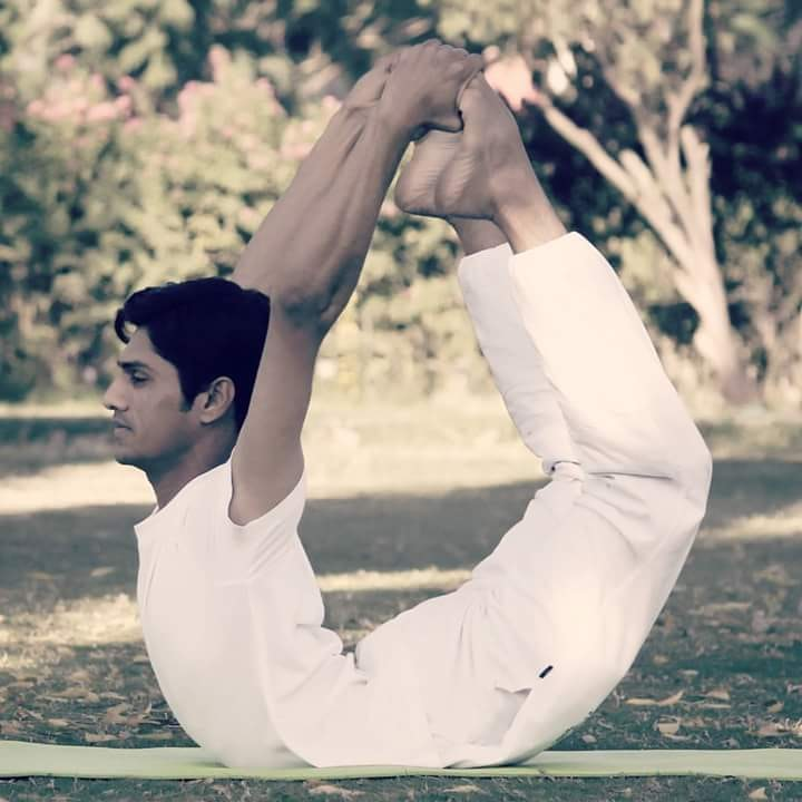 Go to Indian Yogi (Yogi Madhav)'s profile