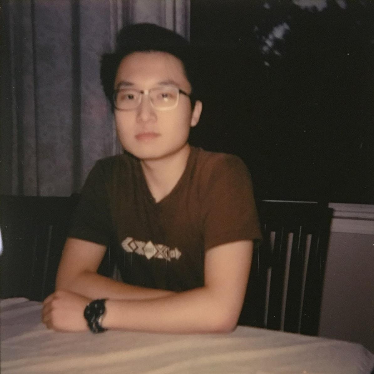 Go to Tianyi Ma's profile