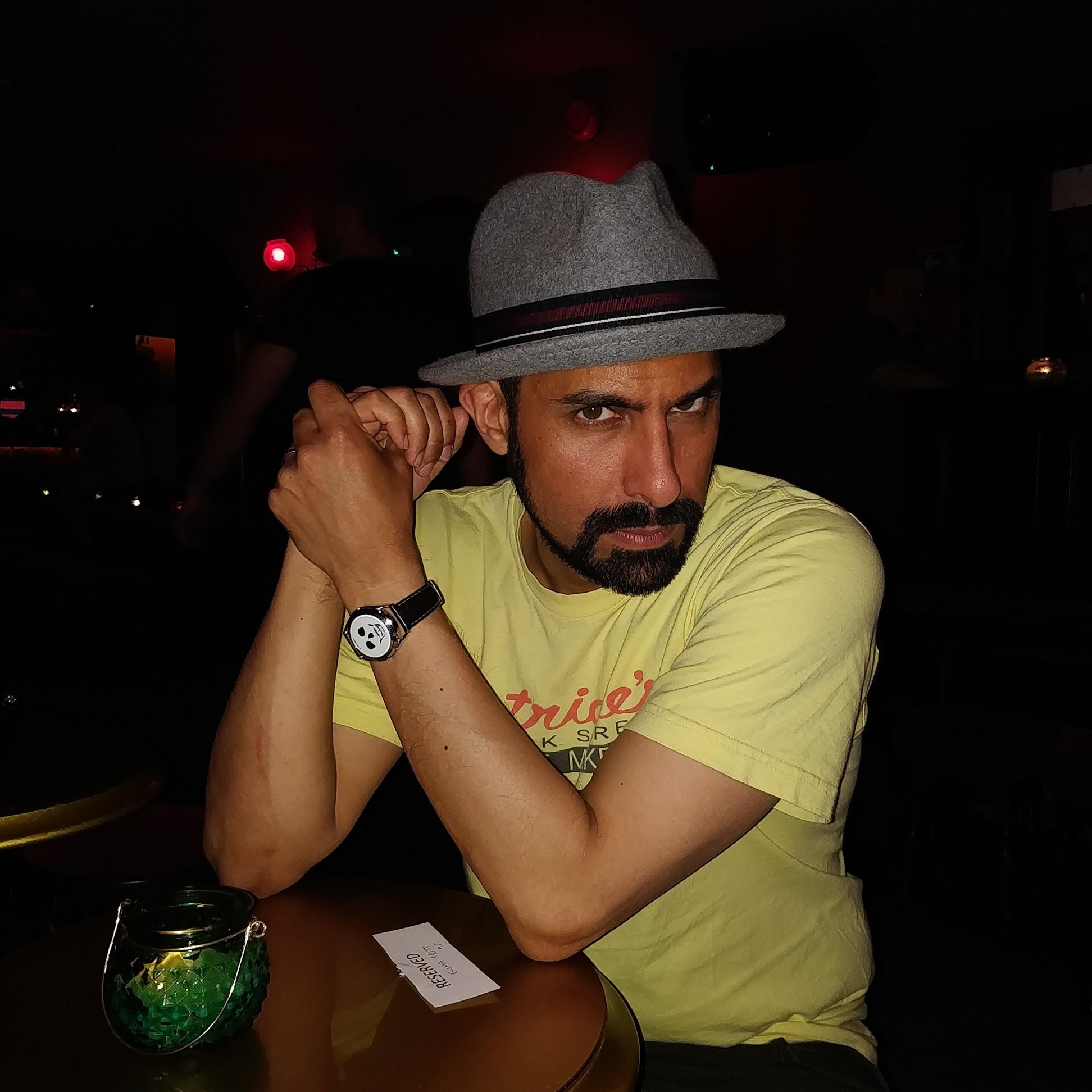 Go to James D'Souza's profile
