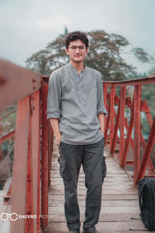 Go to Shuvro Mojumder's profile