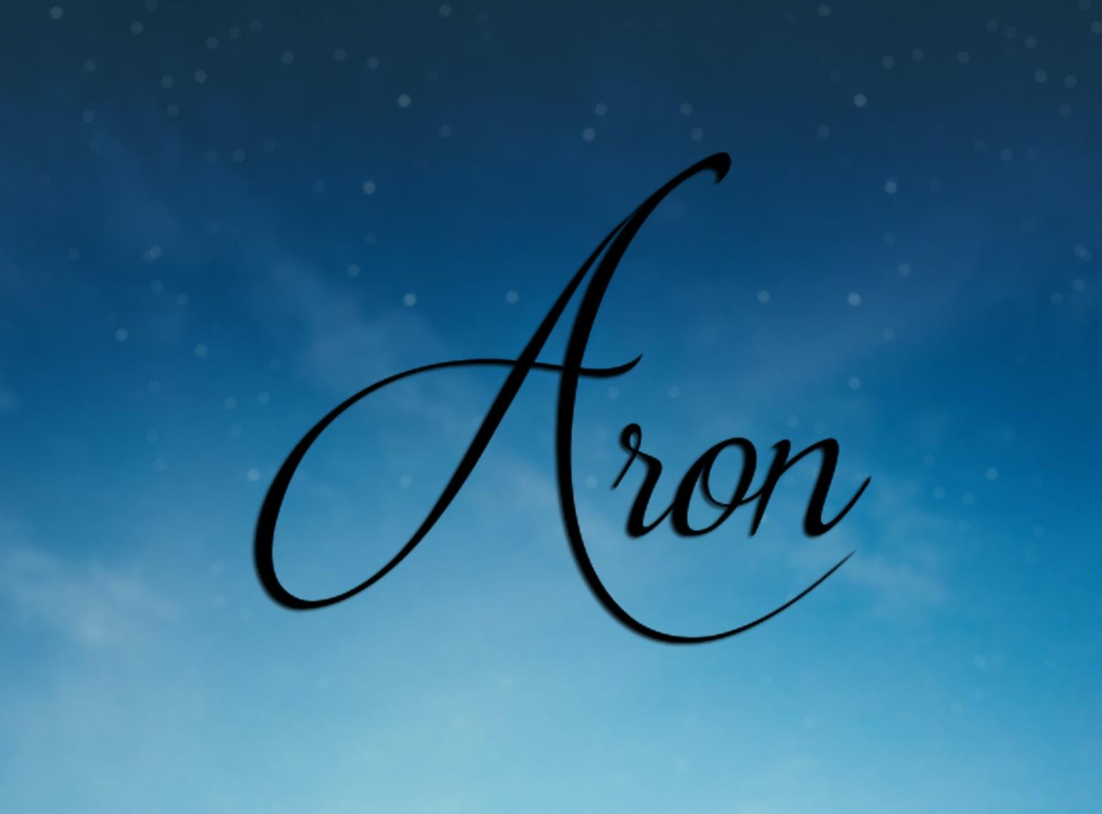 Go to Aron Visuals's profile