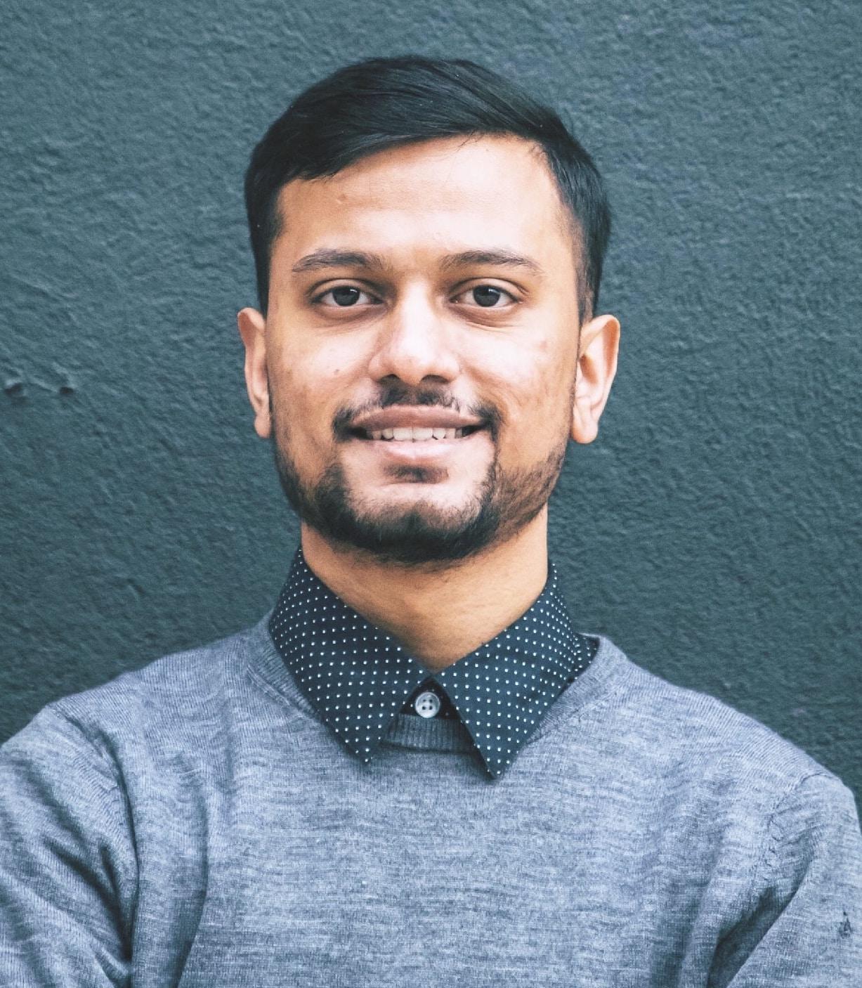 Go to Akash Patel's profile