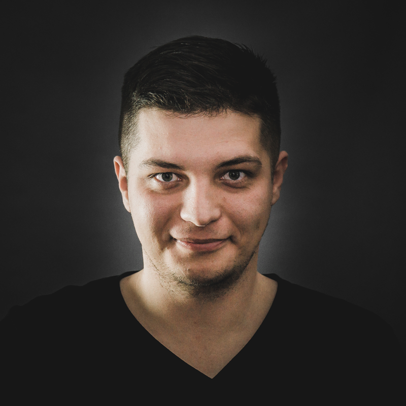Avatar of user Tomasz Gawłowski