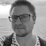 Avatar of user Harald Arlander