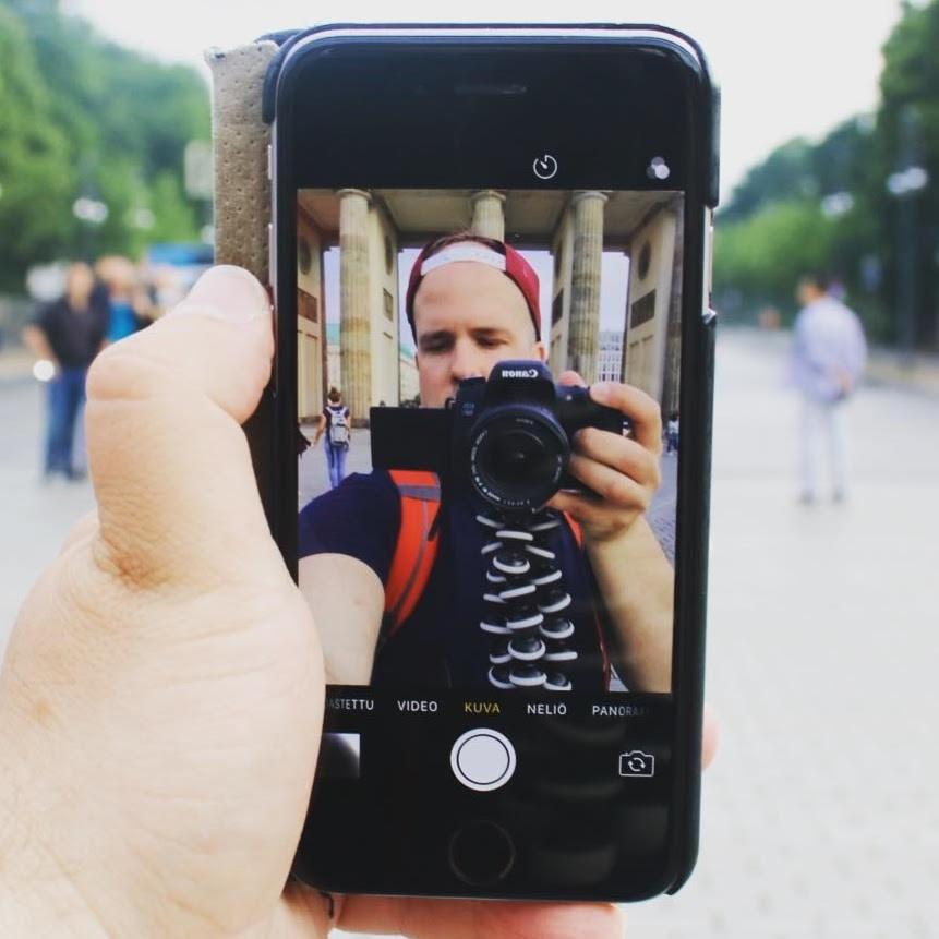 Avatar of user Julius Jansson
