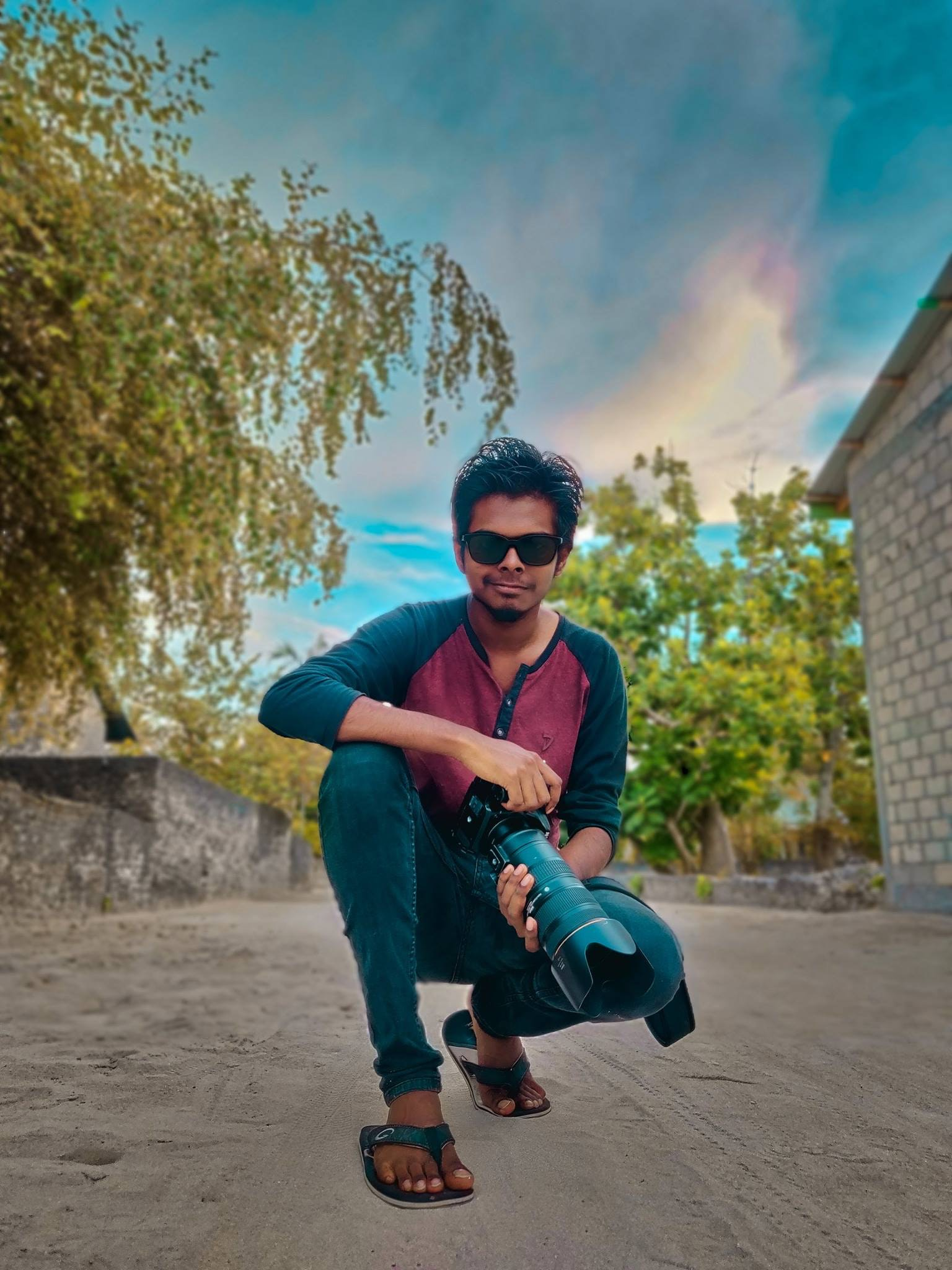Avatar of user Ibrahim Shabil