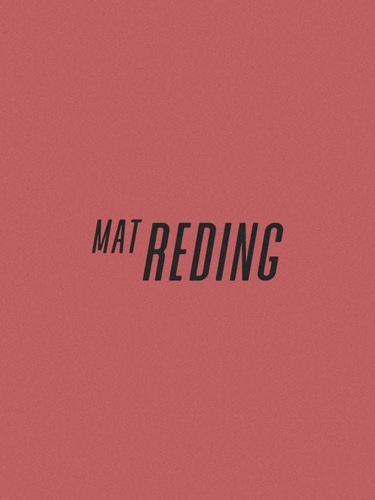 Avatar of user Mat Reding