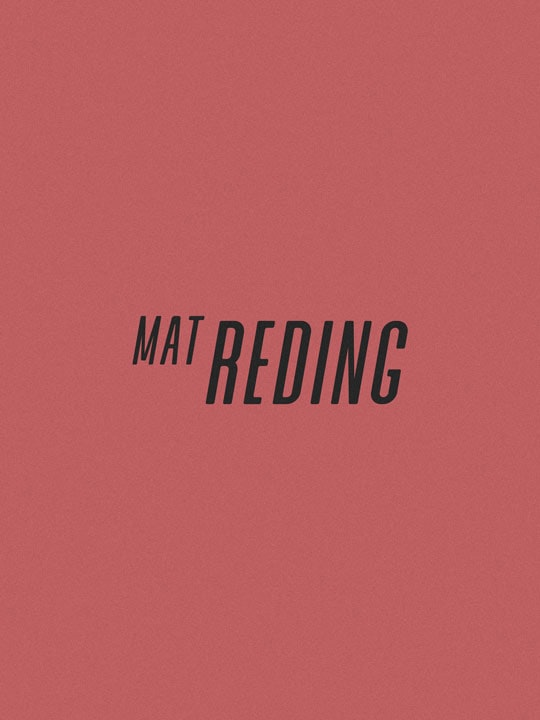 Go to Mat Reding's profile