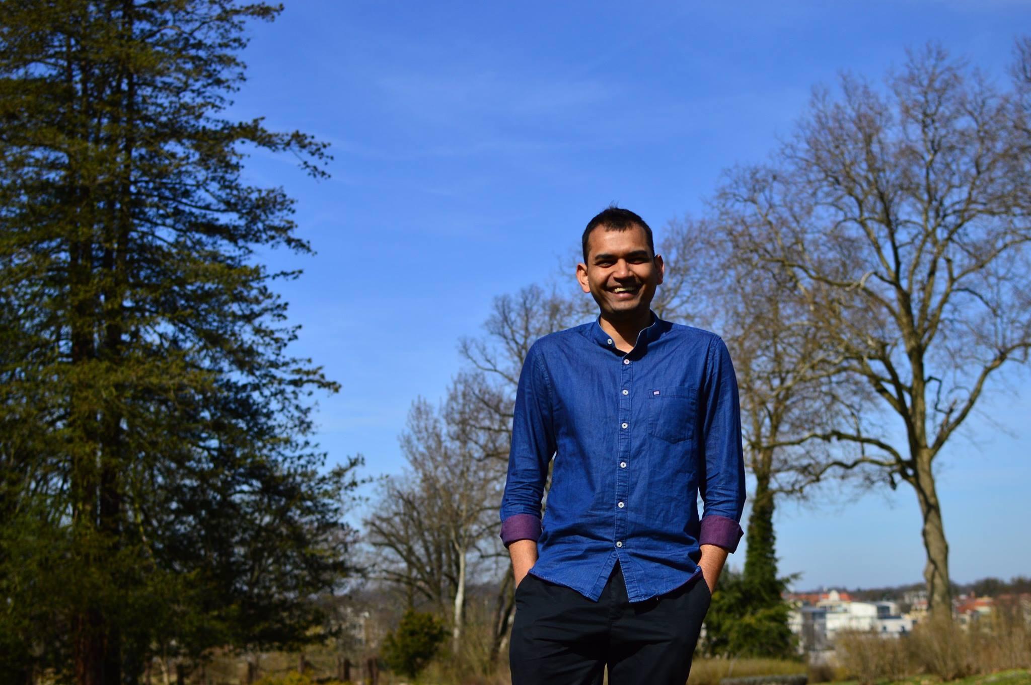 Go to Suraj Patil's profile