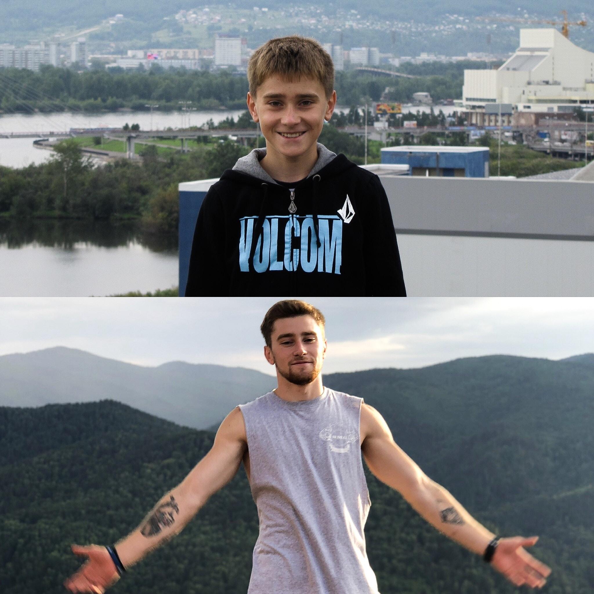 Go to kirill shevchuk's profile