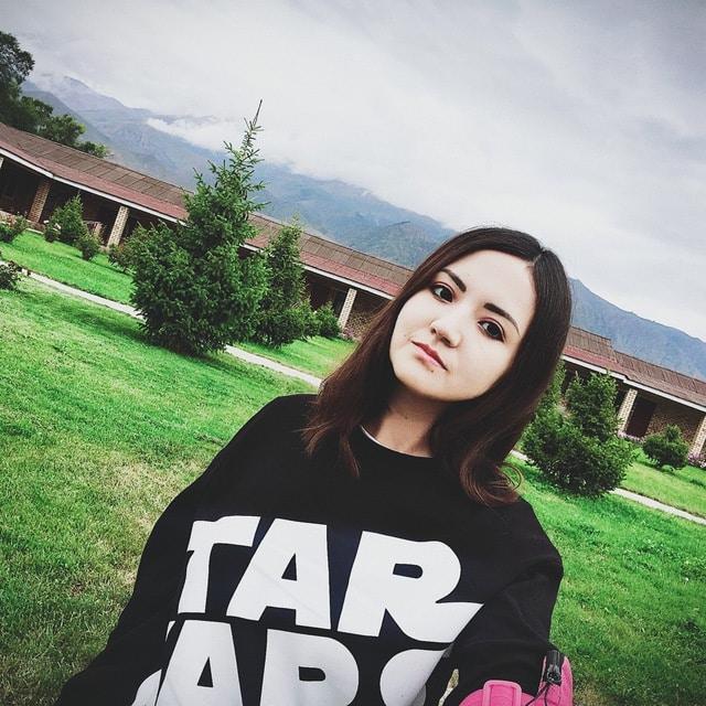 Go to Kamilla Umbetova's profile