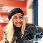 Avatar of user Daniela Díaz