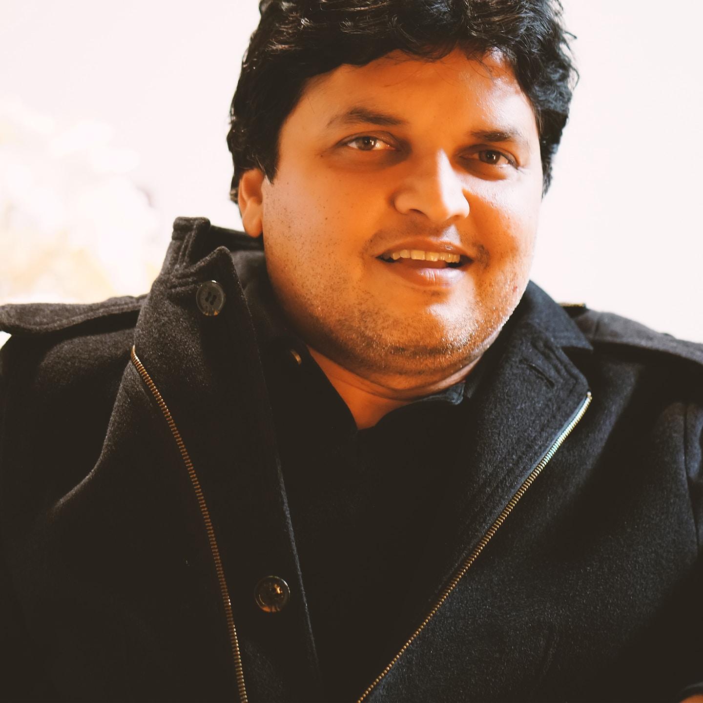 Go to Vishal Mehta's profile