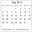 Avatar of user printtemplate calendar