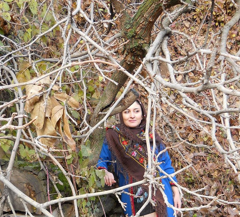 Go to Seyedeh Hamideh Kazemi's profile