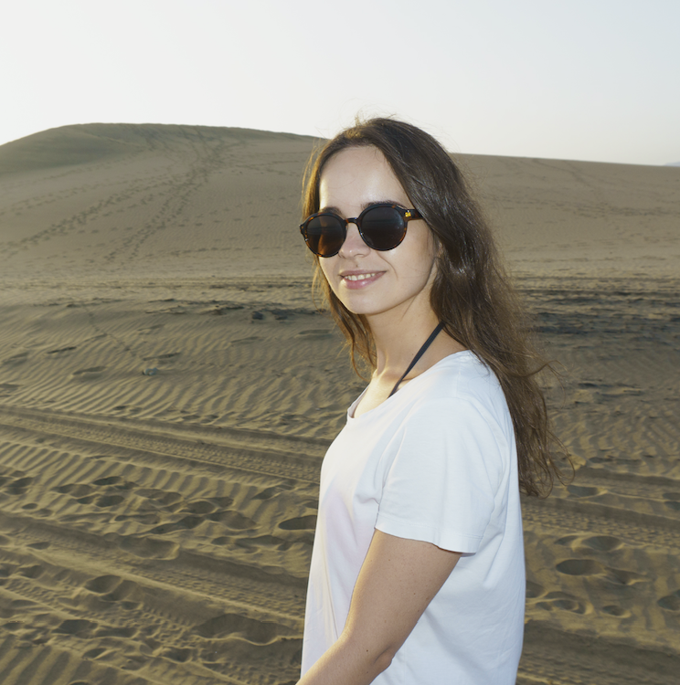 Avatar of user Daria Nepriakhina