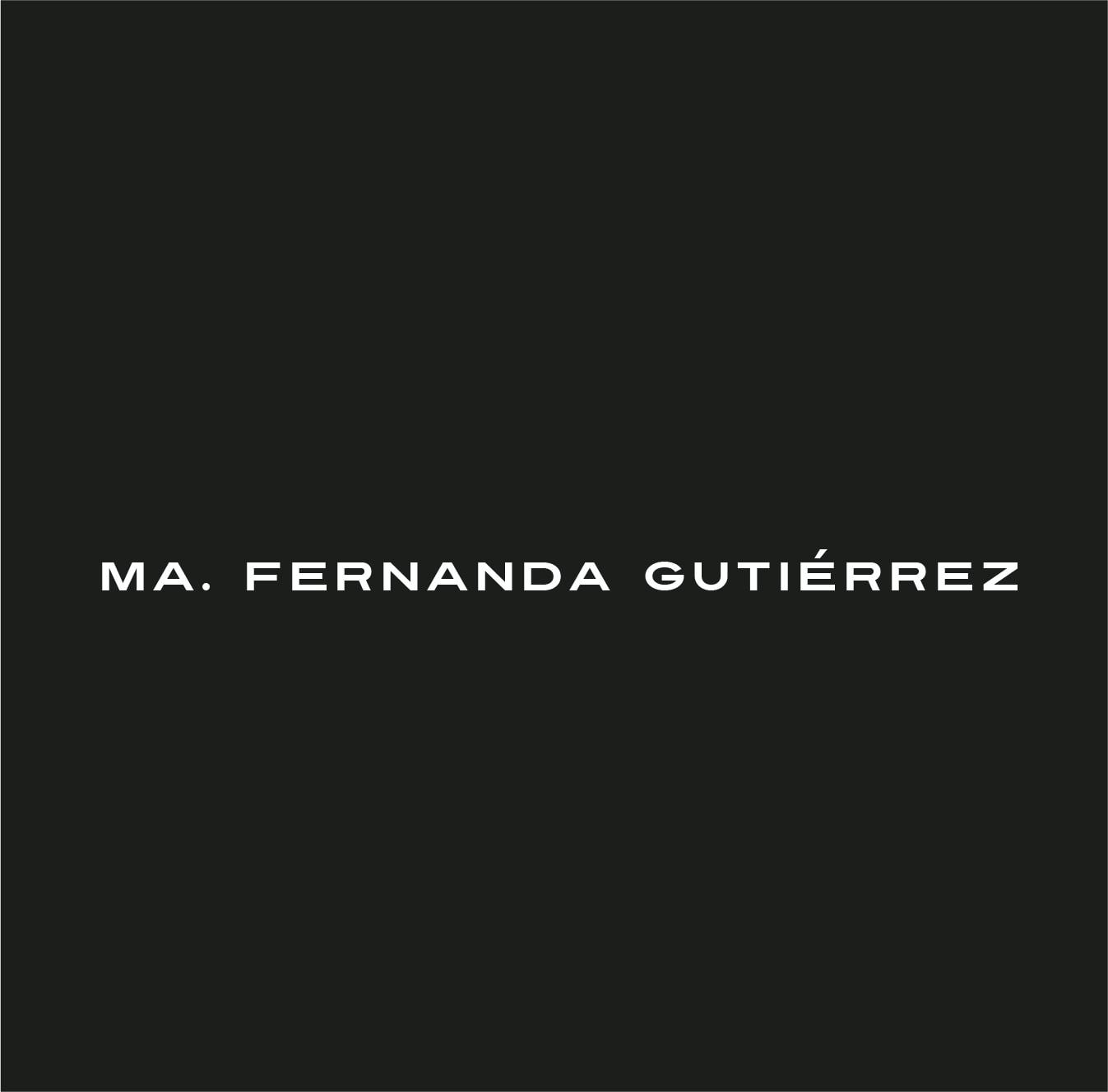 Go to María Fernanda Gutiérrez's profile