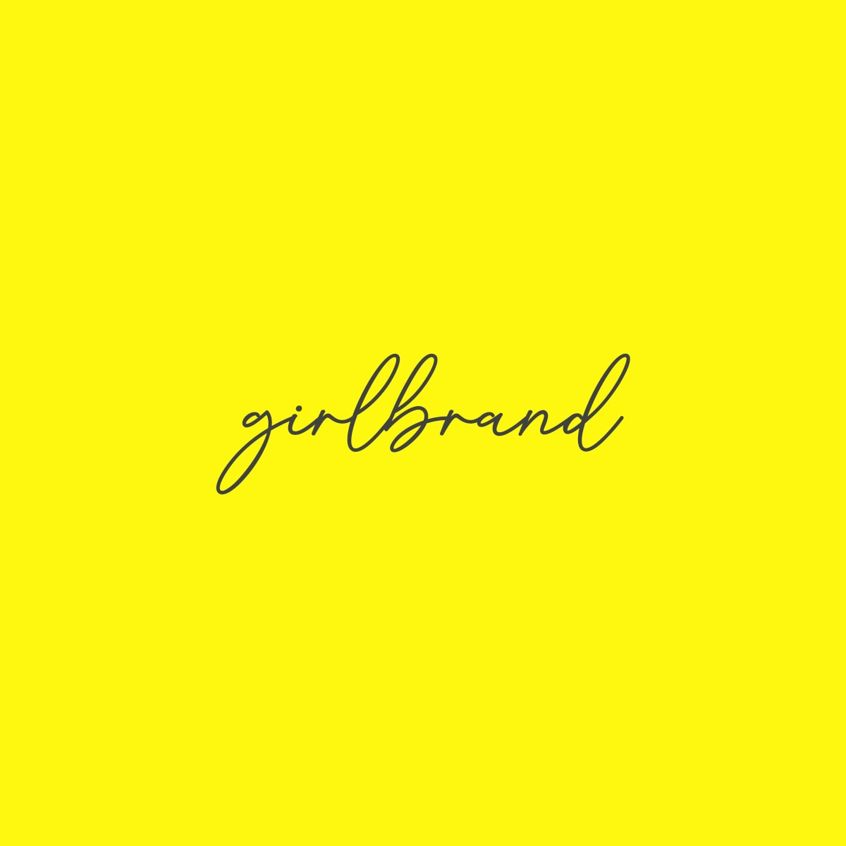 Go to A GIRLBRAND's profile