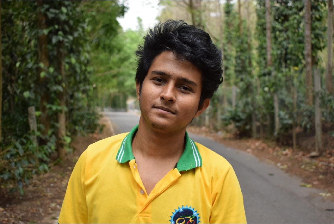 Go to Pranav Madhavan's profile