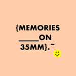 Avatar of user Memories on 35mm