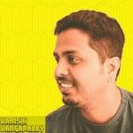 Avatar of user Vamshi Vangapally