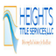 Avatar of user Heights Title Services