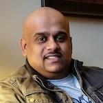Avatar of user Madhu Madhavan