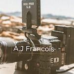 Avatar of user A.J Francois