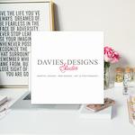 Avatar of user Davies Designs Studio