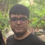 Avatar of user Aashish Pareek