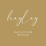 Avatar of user Hayley Kim Design
