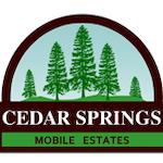 Avatar of user Cedar Springs Mobile Estates