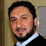 Avatar of user Syed F Hashemi