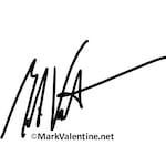 Avatar of user Mark Valentine
