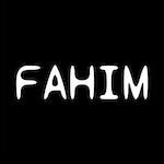 Avatar of user Fahim R.
