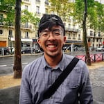 Avatar of user Aaron Andrew Ang