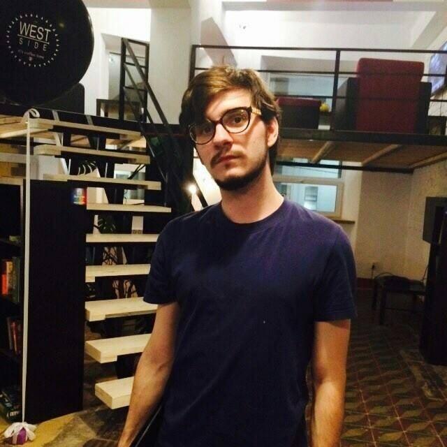 Avatar of user Anton Sergeew