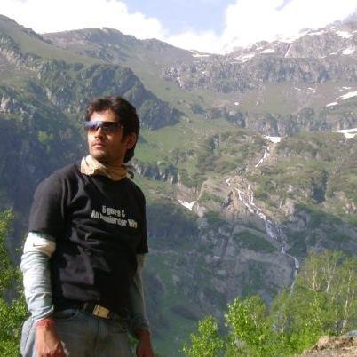 Avatar of user Shashank Goswami