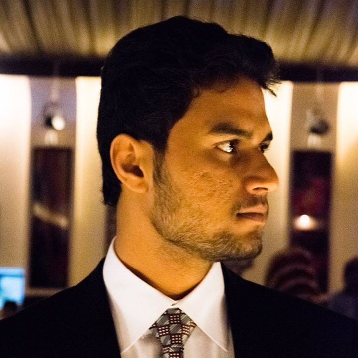 Go to Abdul Rafay Shaikh's profile