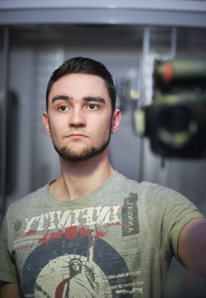 Avatar of user Andrey Baranov