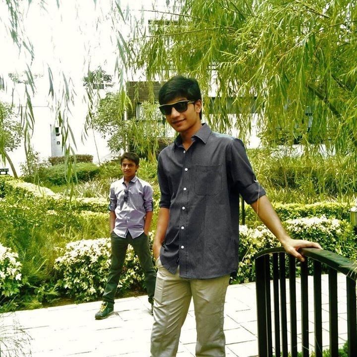 Go to Priyanshu Patel's profile