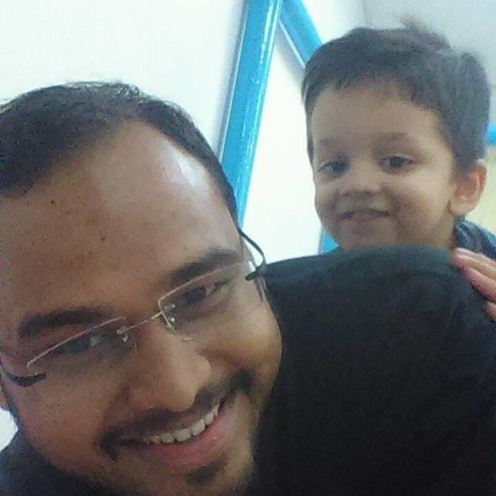 Avatar of user Abhinav Rege