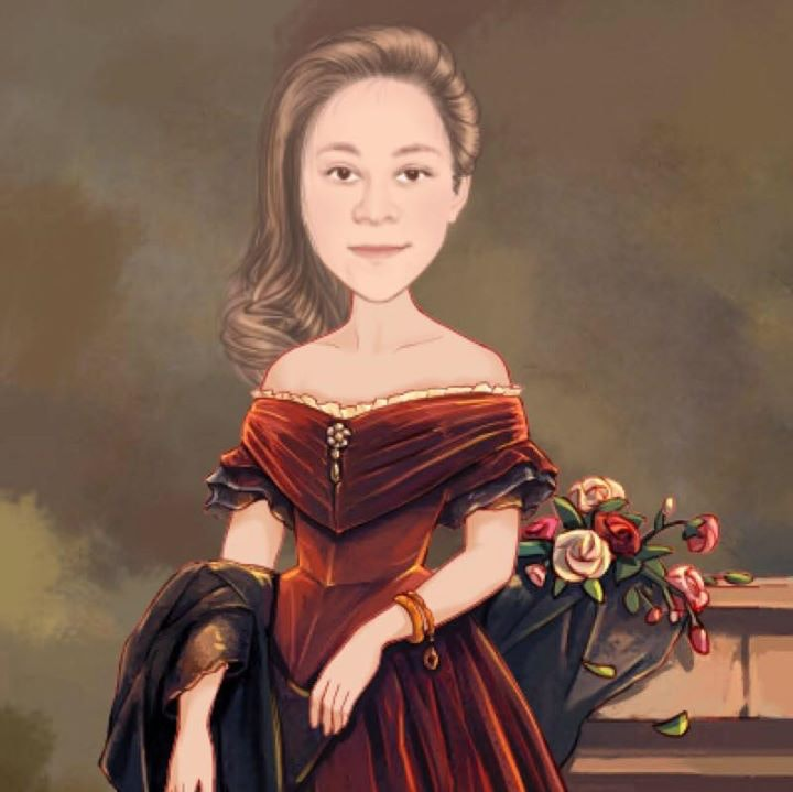 Avatar of user Helena Regina