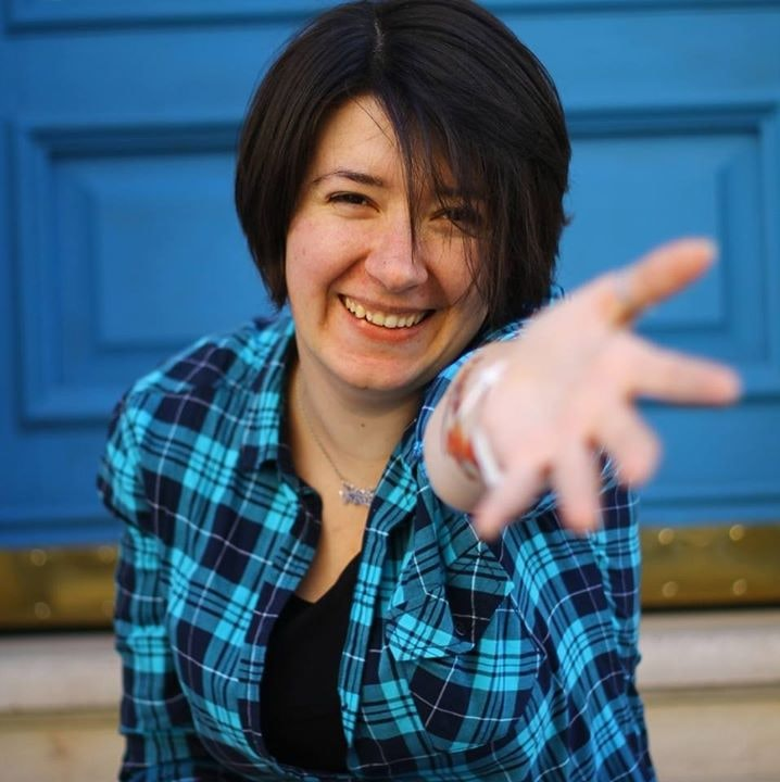 Go to Tetiana Syrova's profile
