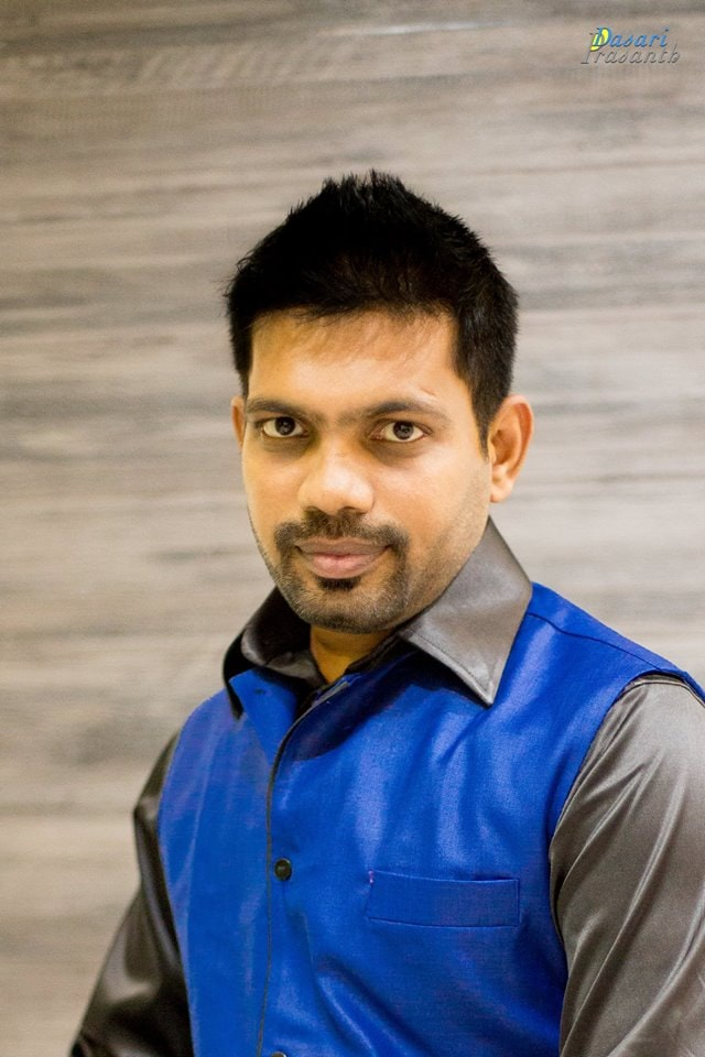 Go to Prasanth Dasari's profile